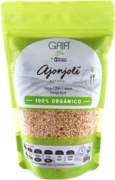Organic natural sesame seeds 300 g