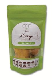 Organic dried mango stripes 50 g