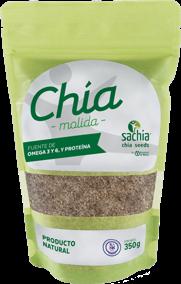 Chía Molida 350 g